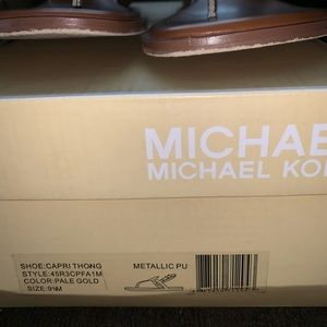 Michael Kors Shoes - Micheal Kors Sandals